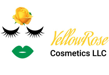 Yellow rose  makeup